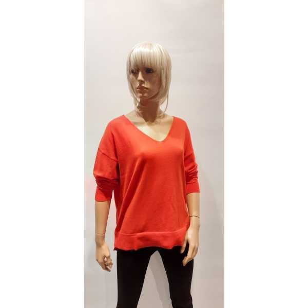 PULL PEPE JEANS LUCY MARS RED Pulls Quasimodo Roeselare