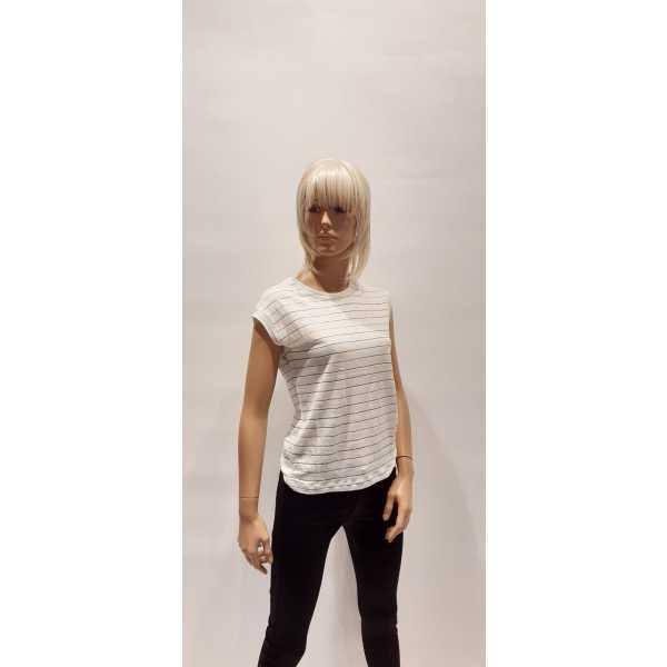 T-SHIRT PEPE JEANS CAROLA MULTI Tops & t-shirts Quasimodo Roeselare