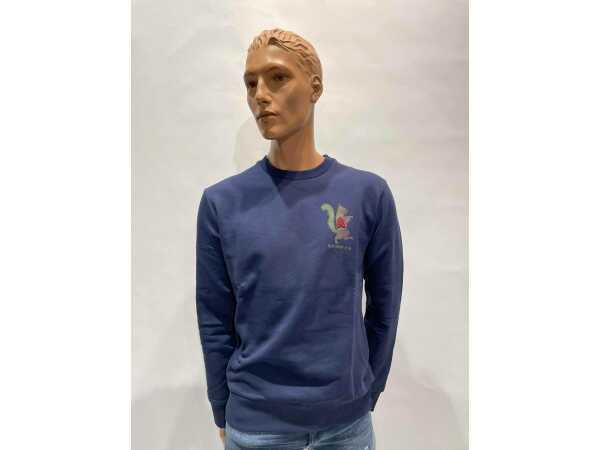 SWEATER ANTWRP BSW064-L008 MED NEW NAVY Mannen Quasimodo Roeselare