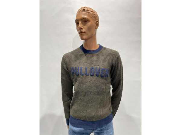 PULL ATWRP BKW054-L208 DEEP FOREST Mannen Quasimodo Roeselare