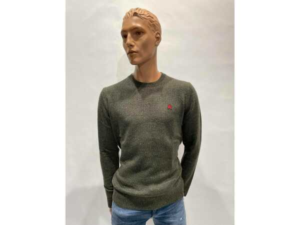 PULL ANTWRP BKW099R-L209 DEEP FOREST Mannen Quasimodo Roeselare