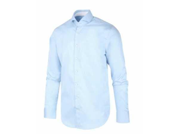 HEMD BLUE INDUSTRY NICK 1002 BLUE Hemden Quasimodo Roeselare