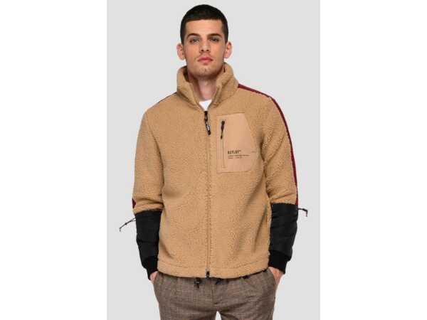 CARDIGAN REPLAY M3507 000 Cardigan Quasimodo Roeselare